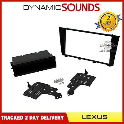 CT24LX01 Car Stereo Single/Double Din Fascia Panel For Lexus IS200 IS300 2001-04