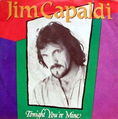 Jim Capaldi - tonight you're mine/gifts of unknown... 45""