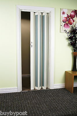 Marley Folding Concertina Door With Full Height Glazing