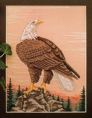 Eagle Cross Stitch Chart