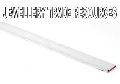 JEWELLERS HALLMAKABLE SOLDERING SILVER SOLDER X-EASY - 10cm length