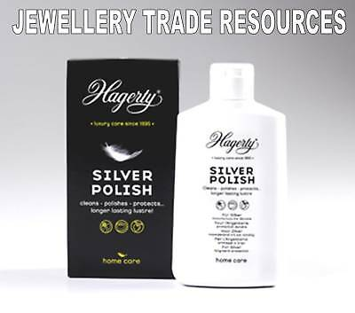 Hagerty Silver Polish For Cleaning Polishing Clean .1L