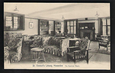 St deiniols library hawarden