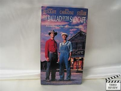 Ballad of the Sad Cafe, The VHS Vanessa Redgrave