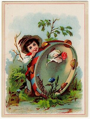 Victorian Trade Card for Stimson's Sudsena Soap Powder