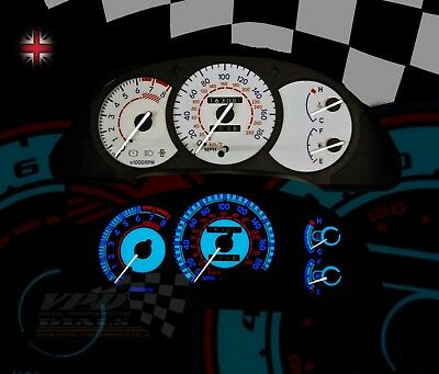 Toyota Celica ST202 180mph interior speedo dash clock bulb lighting dial kit
