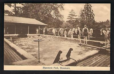 Stanmore Park, Stanmore. Swimming Pool.