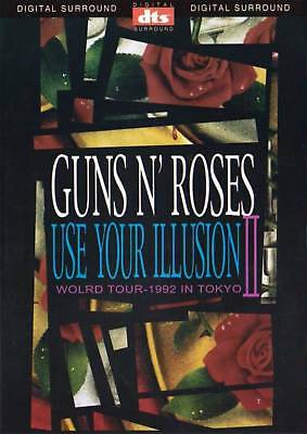 Guns N' Roses: Use Your Illusion II (1992) In Tokyo