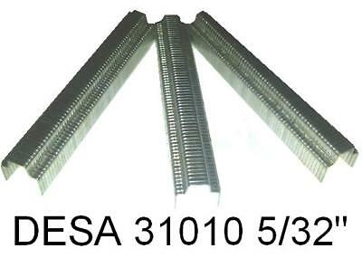 "DESA PowerFast 31010 Cable Tacker Staples 5/32"" - 625pk"