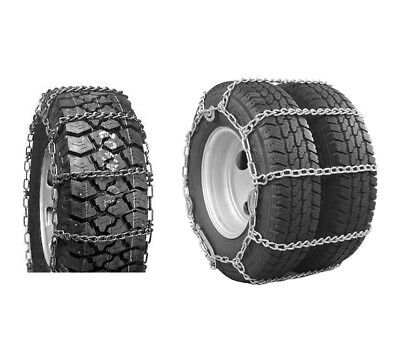 Truck Wide Base Dual Tire Snow Chains 6.50-16LT