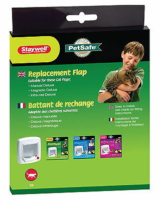 Staywell PetSafe Replacement Spare Door Flap Deluxe 300 400 500 11450