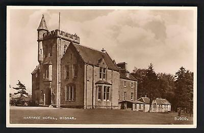Biggar. Hartree Hotel by Valentine's # B 605.