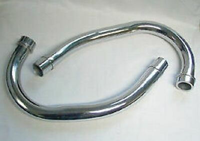 Krümmer Silencer Set Honda CX 500 GL 500 links + rechts