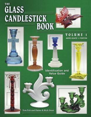 The Glass Candlestick Book Vol Volume 1 Price ID Guide