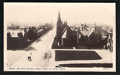 Buckie. Square & West Church Street from E. C. Spire.