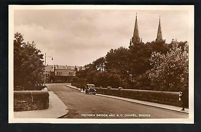 Buckie. Victoria Bridge & R. C. Chapel.