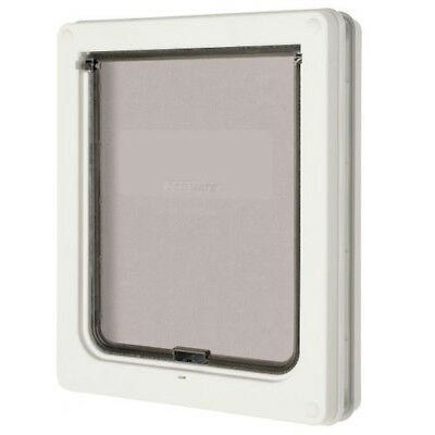 Petmate Dog Mate 215 White Medium Door & Flap PM 215 W