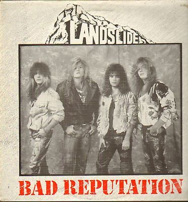 LANDSLIDE - bad reputation LP