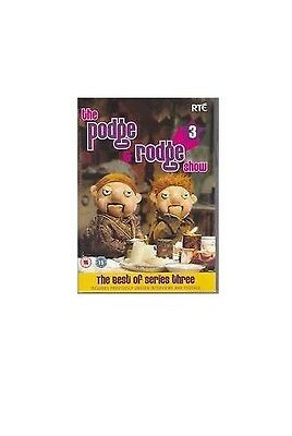 The Podge & Rodge Show Best Of Series 3 New Dvd - Rte Irish Comedy Chat Show