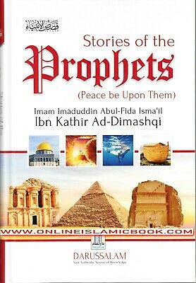 Stories of the Prophets New With Metal Corner Protector Darussalam Publisher