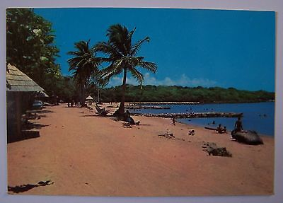 G86- CPSM plage GUADELOUPE