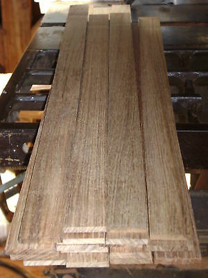 "Exotic Wood Superior Marine Teak Lumber 1"" X 16"" X 1/8"""