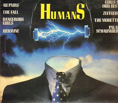 HUMANS - compilation human records LP