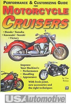 MOTORCYCLE CRUISERS: PERFORMANCE AND CUSTOMIZING (Customising) GUIDE BOOK