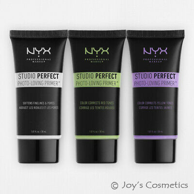 "1 NYX Studio Perfect Photo Loving Primer  ""Pick Your 1 Color""  *Joy's cosmetics*"