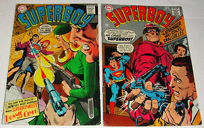 Superboy #149,150 Adams Cover Glossy Fn/fn-