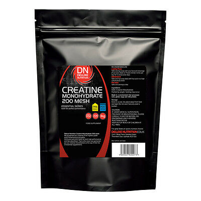 Creatine Monohydrate 500g 200 Mesh Ultra Micronised Powder 100% PURE