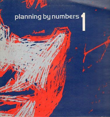 Planning By Numbers - 1 Lp