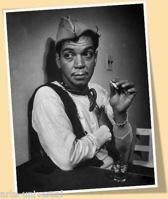 Cantinflas Matted Print Poster Size Movies Mexican