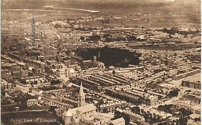 Limerick. Aerial View by McConnell - Hartley.