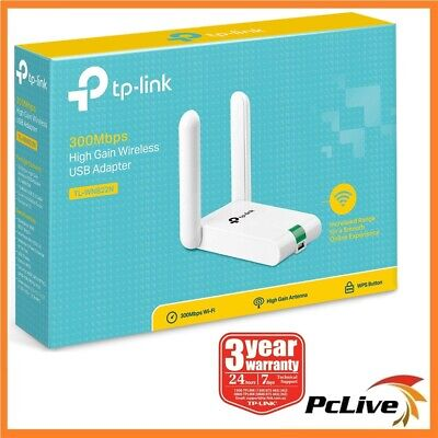 NEW TP-Link TL-WN822N 300Mbps High Gain Wireless N USB Adapter WIFI Card