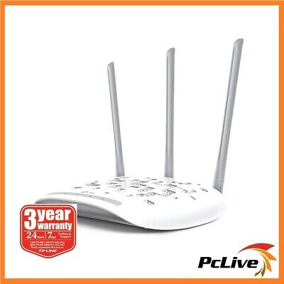TP-Link TL-WA901ND V4 450Mbps Wireless N Access Point Wifi Range Extender