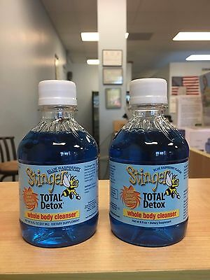 *twinpack*  2 Stinger Total Body Detox Fast 2-3 Day Ship!
