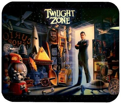 "The Twilight Zone Mouse Pad 1/4"" Novelty Mousepad"