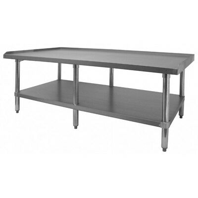 """All Stainless Steel Equipment Stand 30""""x60"""" NSF"""