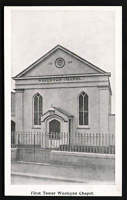 Jersey. First Tower Wesleyan Chapel.
