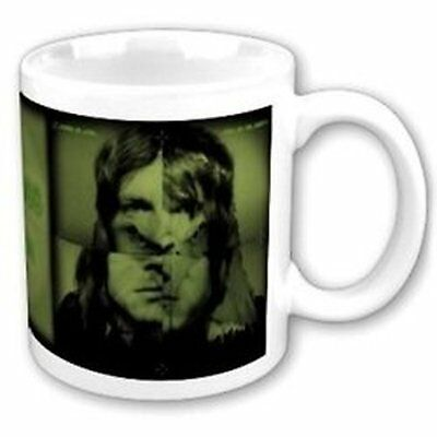 Kings Of Leon Only By The Night White Coffee Mug Boxed Official Gift Album Cover