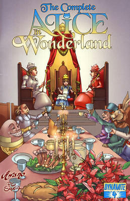 The Complete Alice in Wonderland #4 NM (2008) **