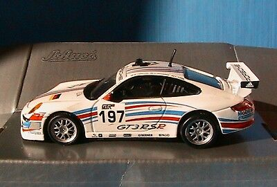 Porsche Gt3 Rsr #197 Schuco Junior Mobil 1 1/43 Racing