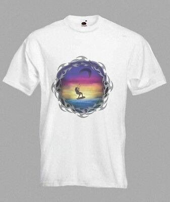 New Power Kite Surfer T-Shirt in all sizes