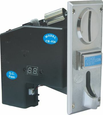Multi Coin Acceptor for Vending machine , 8 types coins