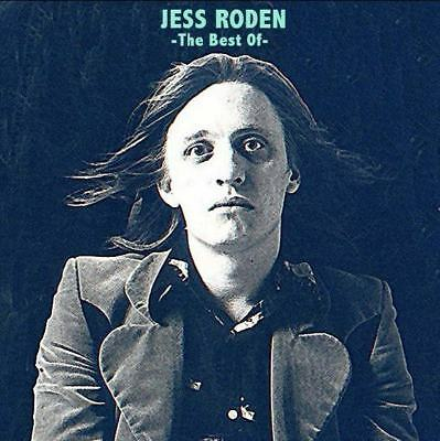 The Best Of * by Jess Roden (CD, May-2009, Lemon Rec...