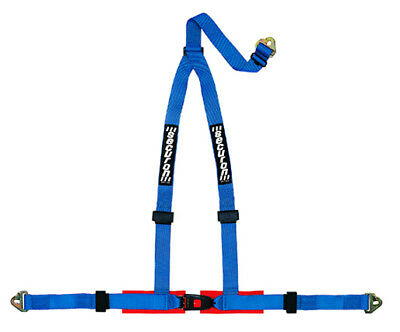 NEW Securon 605/Blue 3Point Harness with Snap Hooks