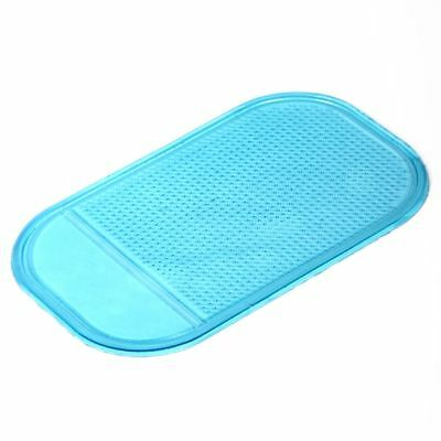Blue Car Dashboard Anti Slip Magic Mat Phone iPhone Keys Grip Sunglasses NEW