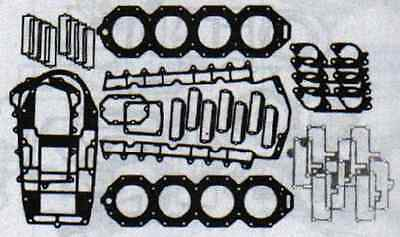 Sierra 18-4311 Power Head Gasket Set 398355 6419