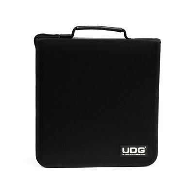 porta cd UDG 128 black organizer cd wallet x DJ u9979bl